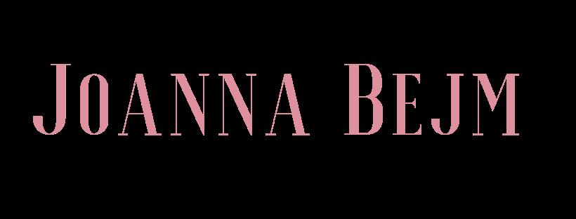 Oficjalna strona Joanny Bejm